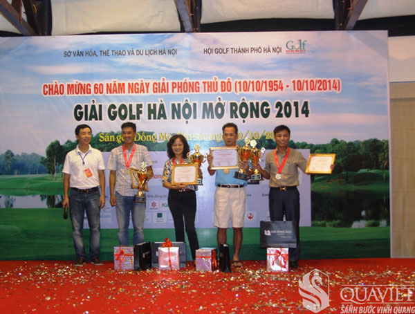 Giai Golf Ha Noi Mo Rong 2014 3