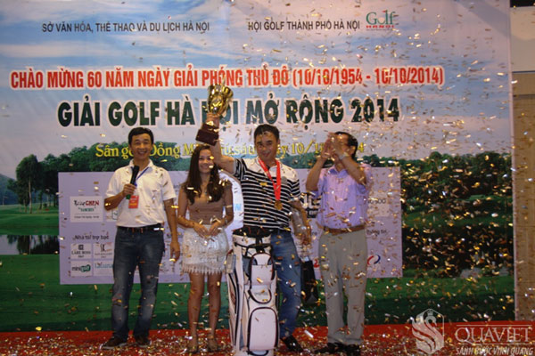 Giai Golf Ha Noi Mo Rong 2014 4