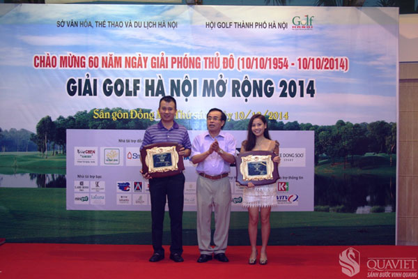 Giai Golf Ha Noi Mo Rong 2014 5