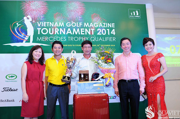 Vietnam Golf Magazine Tournament 2014 2