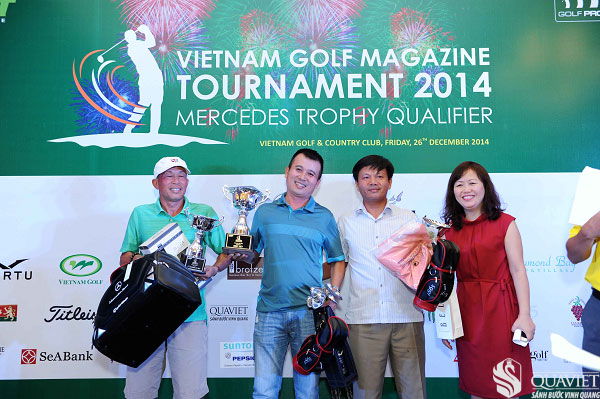 Vietnam Golf Magazine Tournament 2014 3