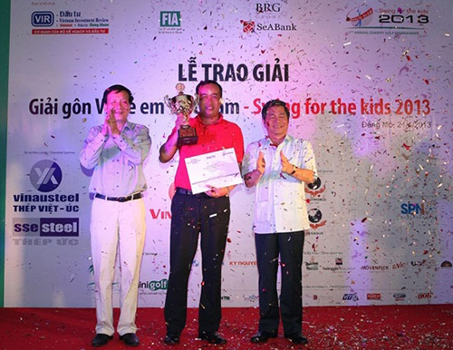 giai golf swing for the kids 2
