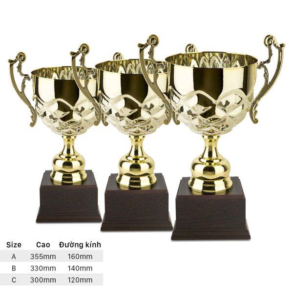 Cúp Milano Medium - 8V0024 và 8V0124