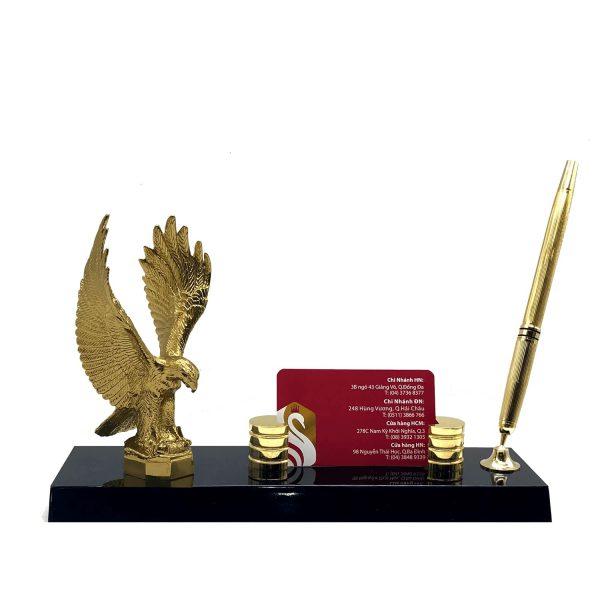 Quà tặng Pewter mạ vàng - MVP004