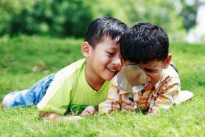 Dạy con kiểu Nhật - Người Nhật chú trọng bồi dưỡng năng lực quan sát cho trẻ (Ảnh: internet)