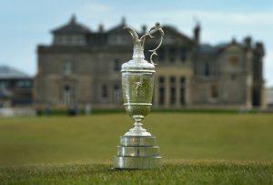 British Open là giải golf có tuổi đời lớn nhất