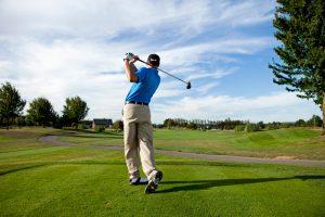 Chơi golf là giải pháp thư giãn hữu hiệu