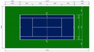 Sân chơi tennis