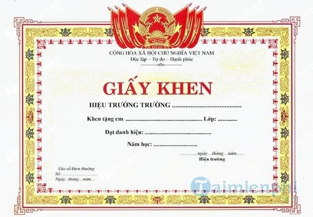 Mau-giay-khen-thuong-hoc-sinh-gioi-duoc-su-dung-nhieu-nhat-anh-1