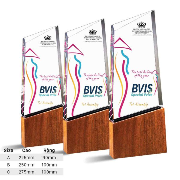 Biểu trưng Woodland Awards - AA011
