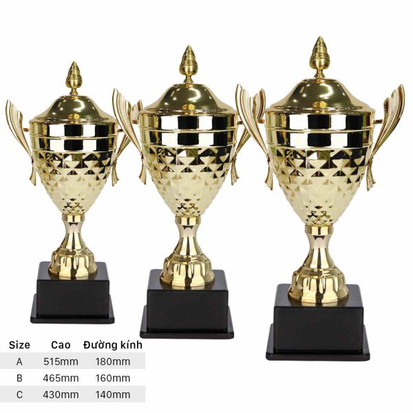 Cúp Milano Luxury - MXG0010 và MXG1010