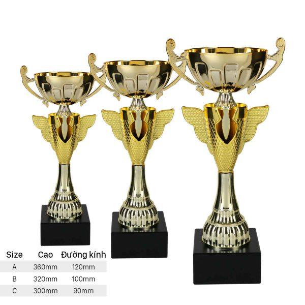 Cúp Milano Light - MLG0015 và MLG1015