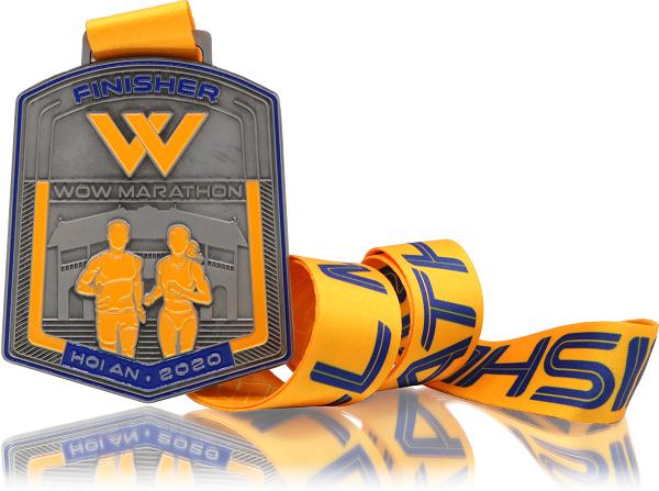 Tổng hợp các mẫu huy chương marathon đẹp, giá rẻ tại Quà Việt