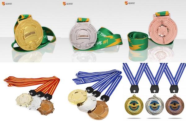 Báo giá huy chương thể thao